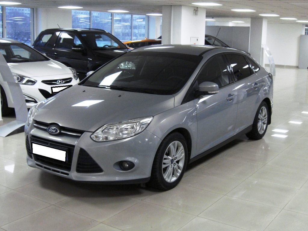 Купить ford focus hatchback в кредит