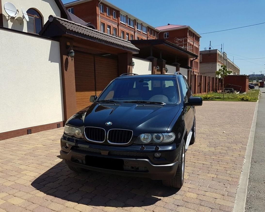 Купить BMW X5 2005 года в Новосибирске | Гепард-С